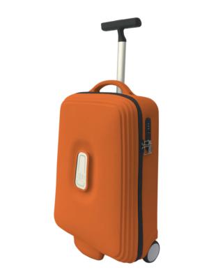 Trolley Pop-Up arancio