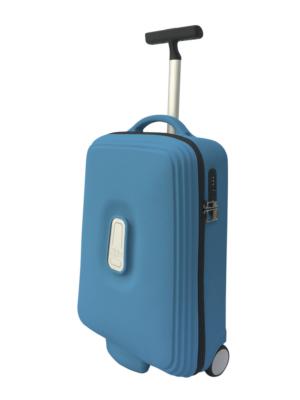 Trolley Pop-Up azzurro